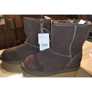 Cherokee Brown SUEDE Winter Boots, Multi Sizes!